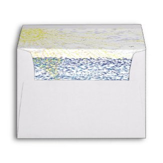 Just Beachy Envelope envelope