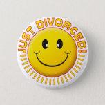 Just Divorced Button