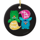 KAH TOH-LOO CHRISTMAS TREE ORNAMENT