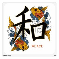 Koi Fish Wall Decals, Koi Fish Wall Stickers for any Room