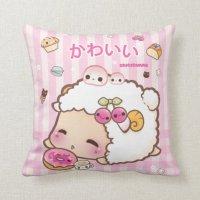 Kawaii Donut Pillow - Bing images