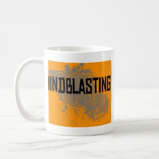 kaws mug