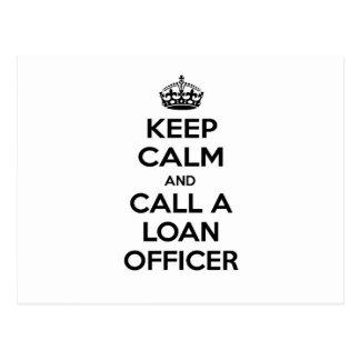 Loan Officer Postcards & Postcard Template Designs