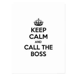 Funny Boss Cards, Funny Boss Card Templates, Postage