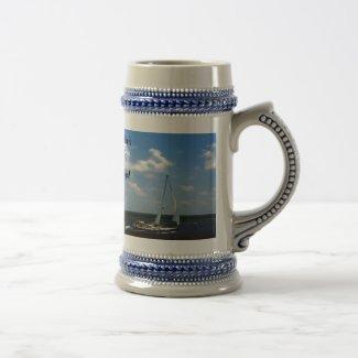 Keep your beer cold coffee mug