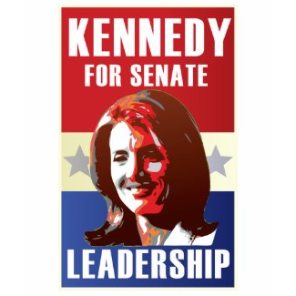 Kennedy Begins Campaign For Senate shirt