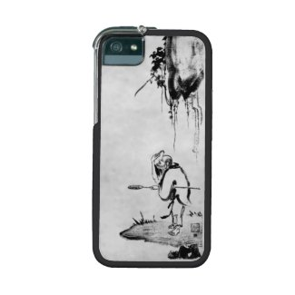 Kenzo zen painting meditation iphone case iPhone 5 cases