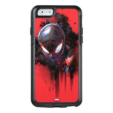 Kid Arachnid Ink Splatter OtterBox iPhone 6/6s Case