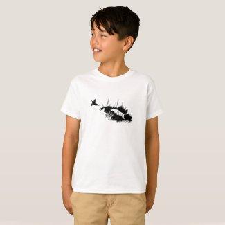 Kid's Bird Dog T-Shirt