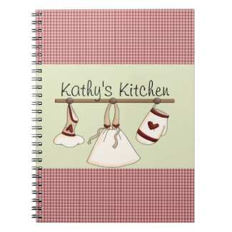 Kitchen Hearts Notebook fuji_notebook