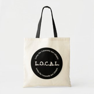 L.O.C.A.L. Shopping Tote