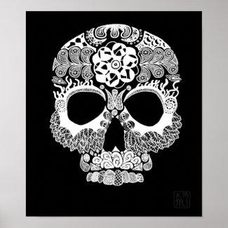 La Bella Muerte II Print
