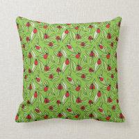 Ladybug Pillow - Bug Pillow