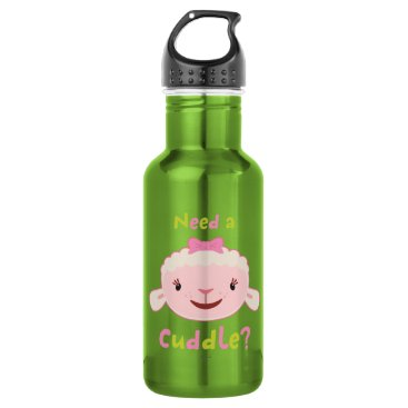 Lambie - Need a Cuddle 2 Stainless Steel Water Bottle