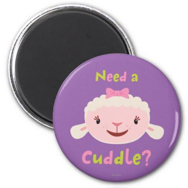 Lambie - Need a Cuddle Magnet