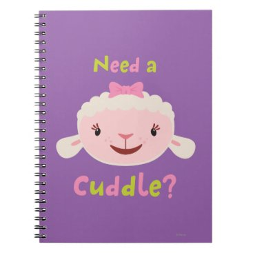 Lambie - Need a Cuddle Notebook