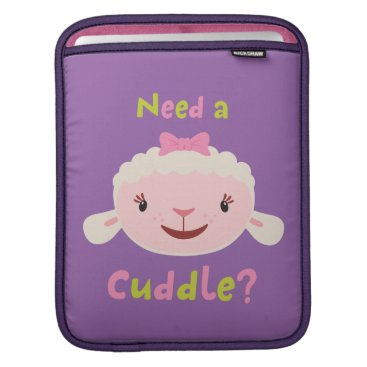 Lambie - Need a Cuddle Sleeve For iPads