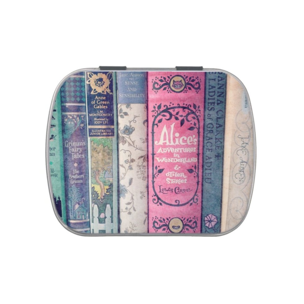 Land of Stories Candy Tin