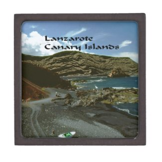 Lanzarote Canary Islands Premium Gift Boxes
