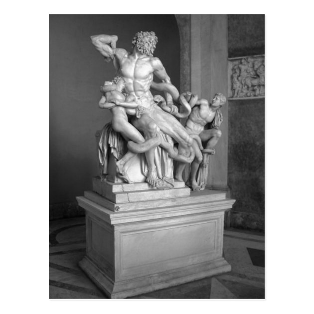 Laocoon Sculpture In The Vatican Museum Rome Pic