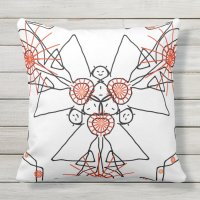 LARGE THROW PILLOW