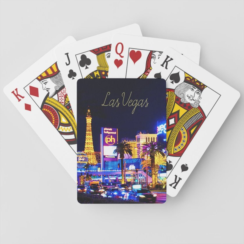 Las Vegas Classic Playing Cards
