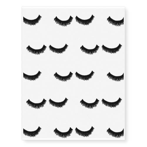 Lash Tattoos
