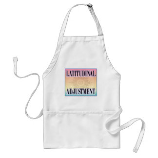 """Latitudinal Adjustment"" Apron"