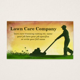 lawn care business cards 600
