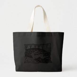 Leaping Hare bag