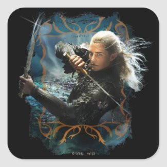 Legolas Graphic Stickers