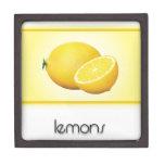 Lemons premium gift boxes