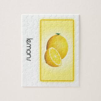 Lemons Puzzle