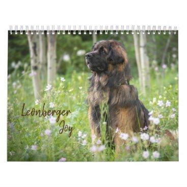 Leonberger Joy Calendar