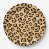 Tiger Plates | Zazzle