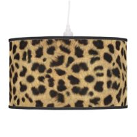 leopard skin print lamp shade | Zazzle