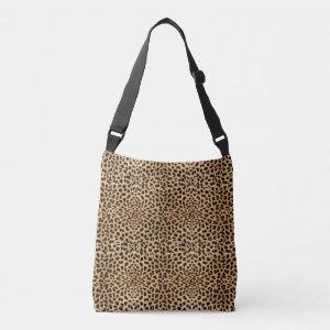 Leopard Spot Skin Tote Bag
