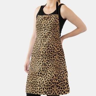 Leopard Spots Apron