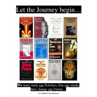 Let the Journey begin, For our Sista's... shirt