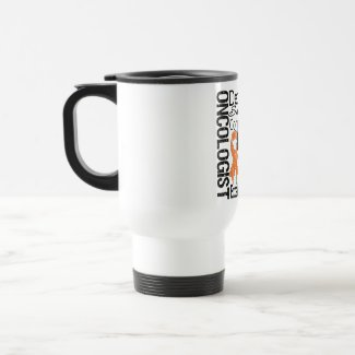 Leukemia Oncologist Collage mug