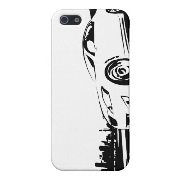 Lexus IS 350 iPhone case