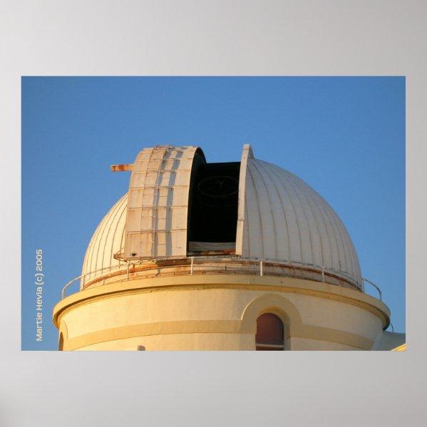Licht Observatory print