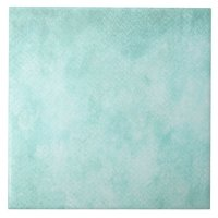 Light Blue Green Watercolor Paper Background Blank Tile