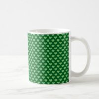 Dark Green Coffee Mugs | Zazzle
