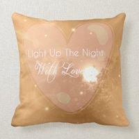 Light Up Pillows - Decorative & Throw Pillows   Zazzle