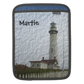 Lighthouse - iPad Rickshaw Sleeve Sleeves For Ipads