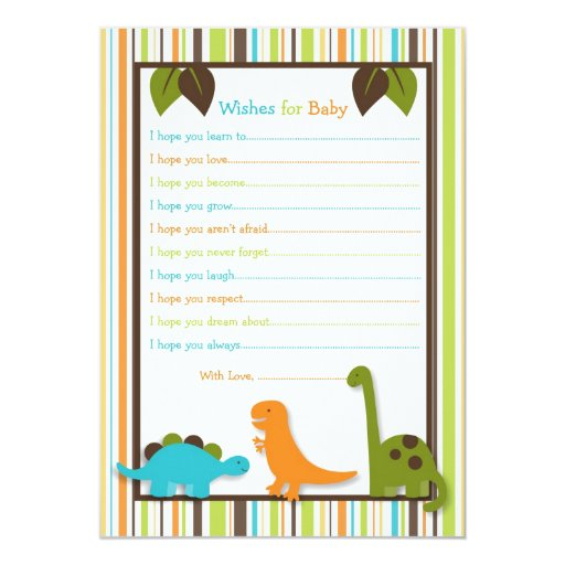 Ready Made Baby Shower Invitations