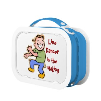 Line Dancer in the Making! (Boyl) Yubo Lunchboxes