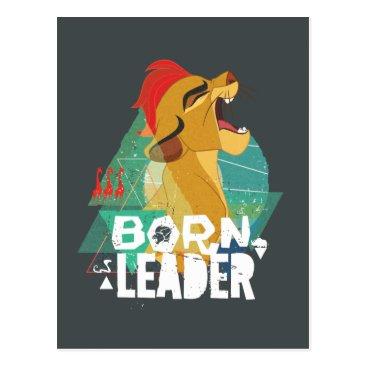 Lion Guard   Born Leader Kion Postcard