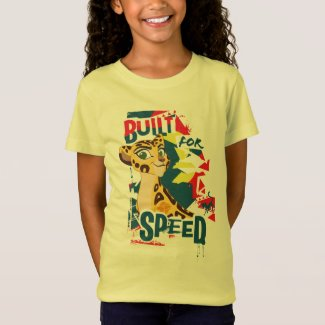 Lion Guard | Built For Speed Fuli T-Shirt